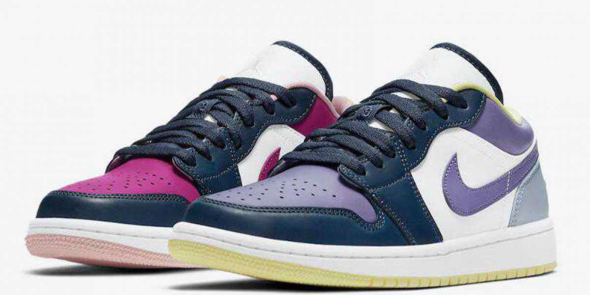 2020 Special Air Jordan 1 Low Mismatched Coming Soon