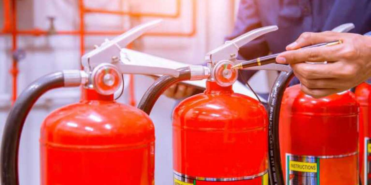 Buy The Best Fire Extinguisher To Face Any Uncertain Accident