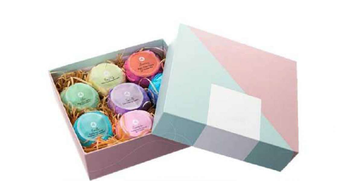 Get the Perfect Bath Bomb Packaging Boxes Wholesale