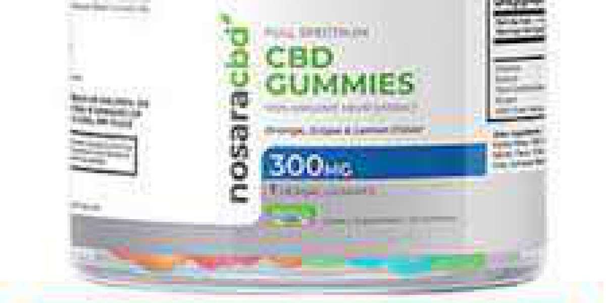 Five Things To Know About Nosara CBD Gummies.