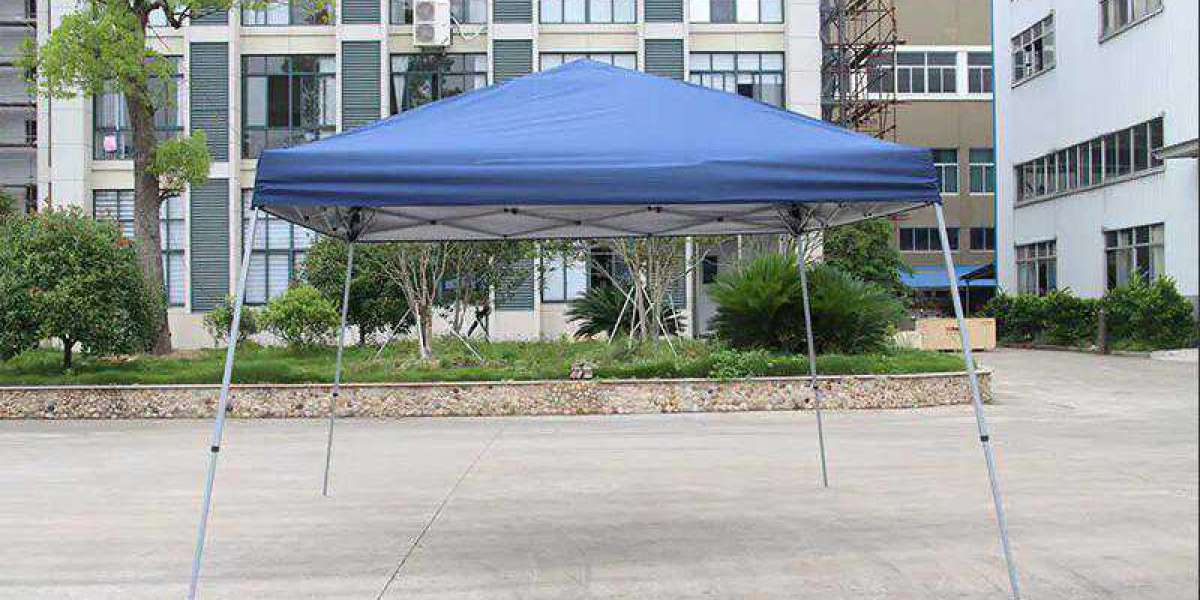 Tents Introduced By Gazebo Manufacturer