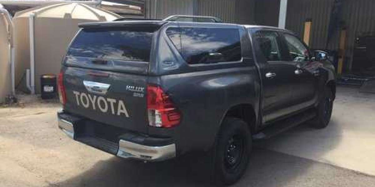 What You Should Know About The Hilux Canopy