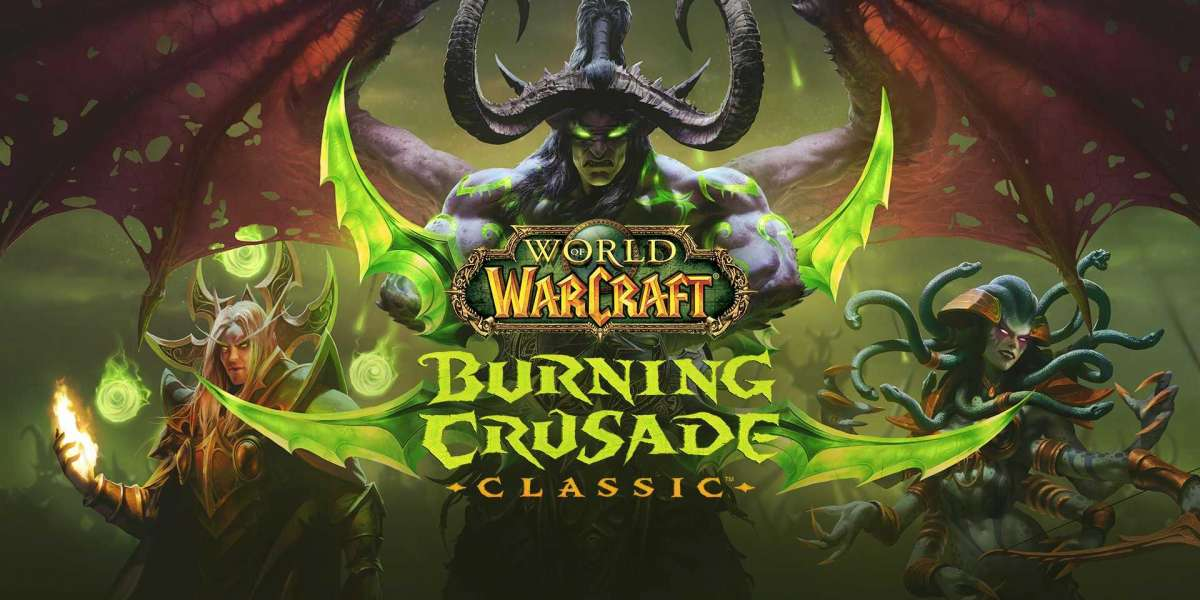 World of Warcraft TBC: Pre-patch Is Officially Open, the Era of Blood Elves