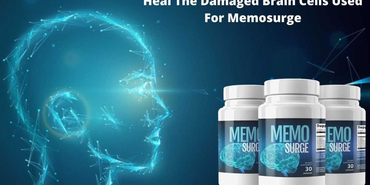 Memosurge Improves Your Brain And Boosts Memory