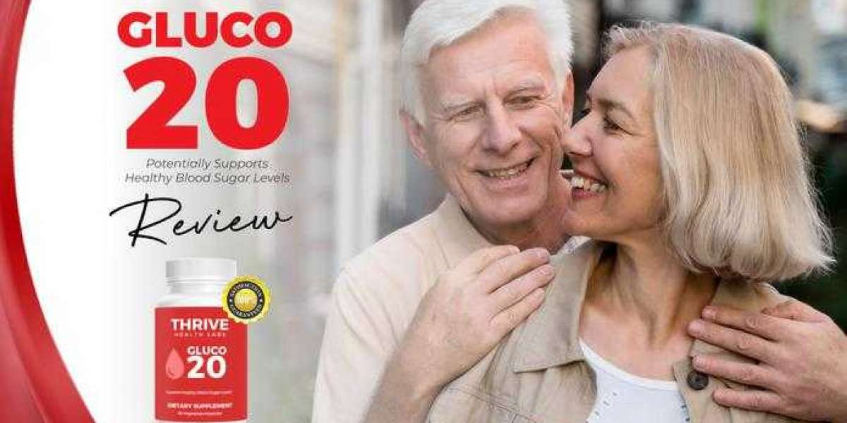 Gluco 20 Reviews – For Healthy Blood Pressure!