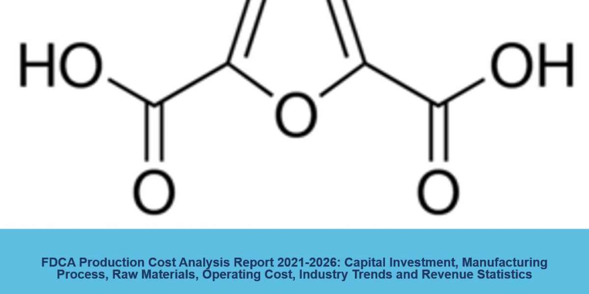 FDCA Production Cost Analysis Report 2021, Packaging Costs, Raw Materials Costs