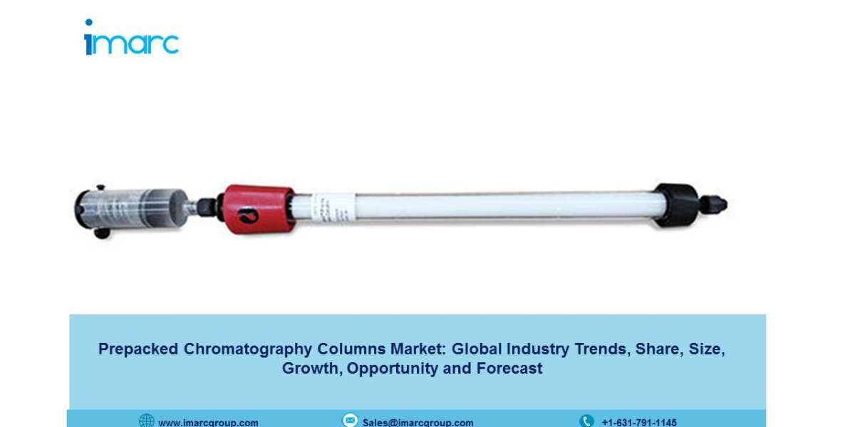 Prepacked Chromatography Columns Market 2021-26: Industry Trends, Size, Share, Analysis and Forecast