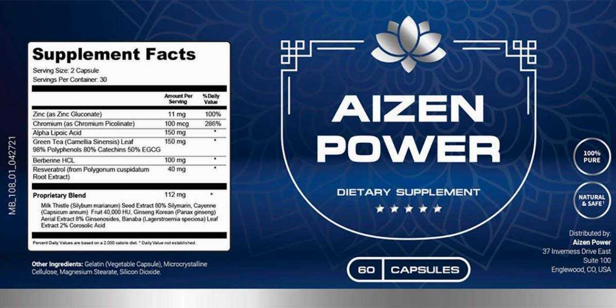 Why Experts Are Recommending Aizen Power?