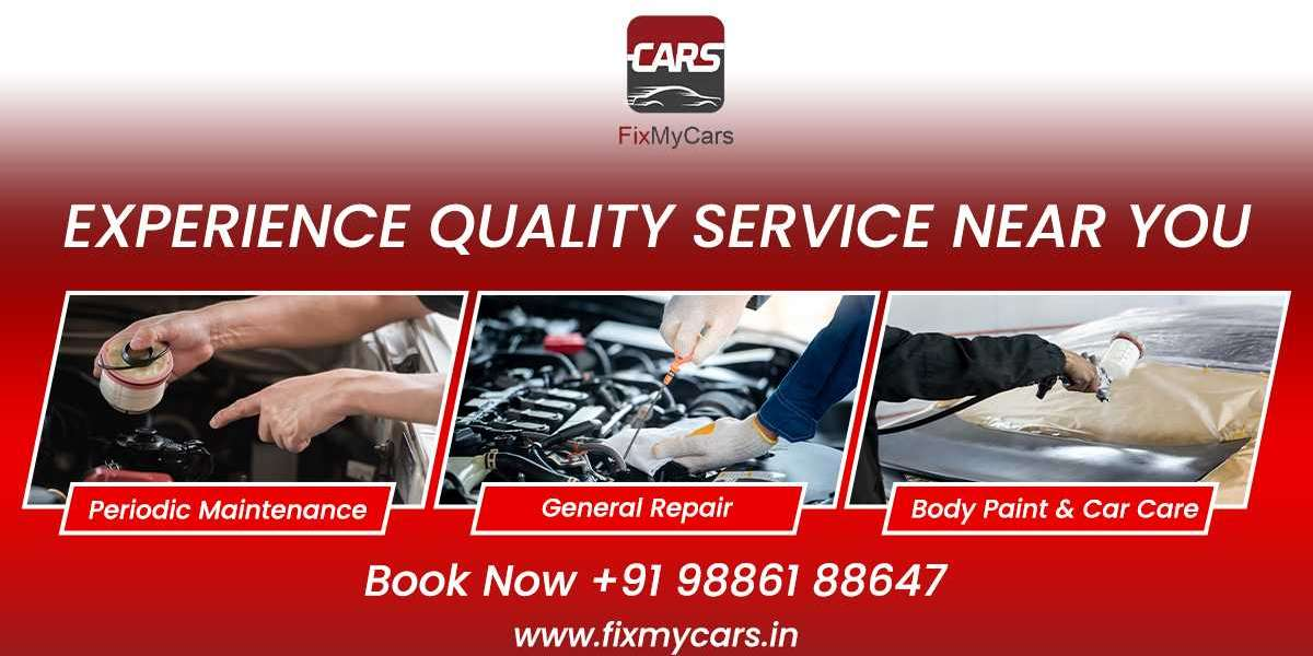 Who is the Best Multi Brand Car Service Center in Bangalore?
