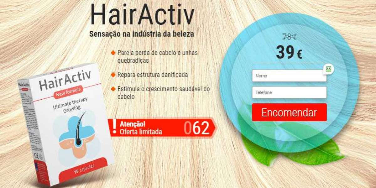 HairActiv Portugal