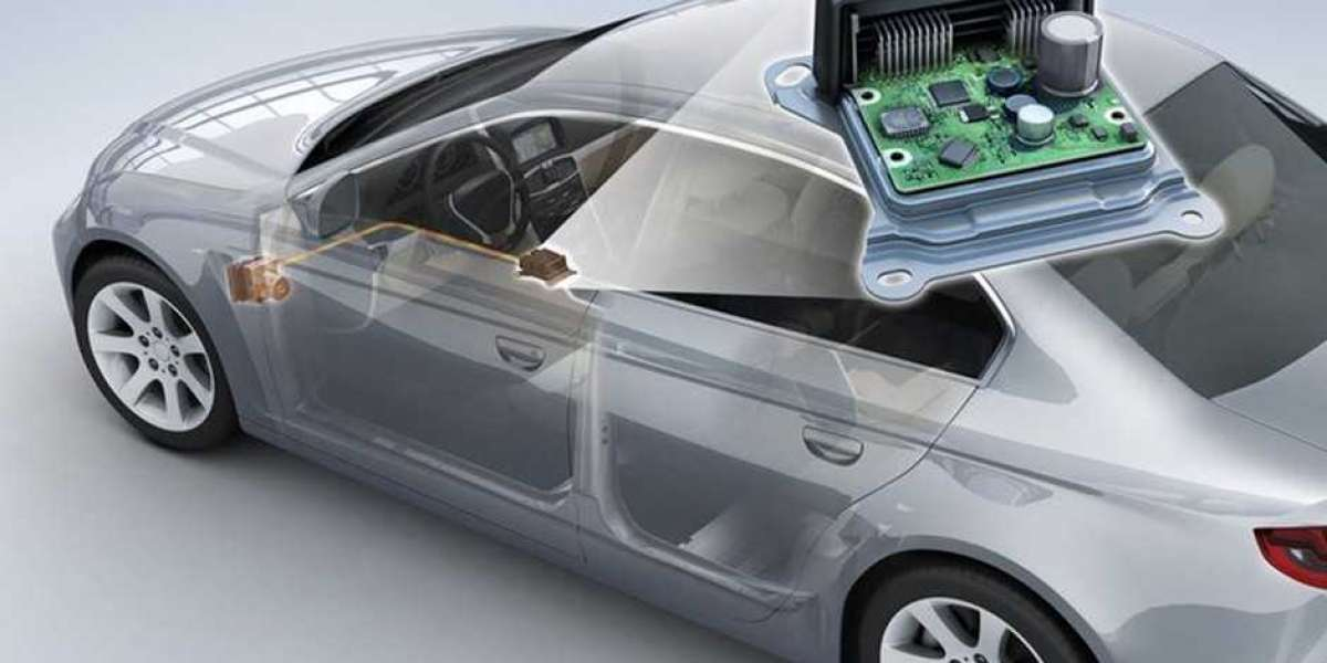 Automotive Electronic Control Unit Market  Trends, Share Value, COVID-19 Impact and Size Estimation By 2031