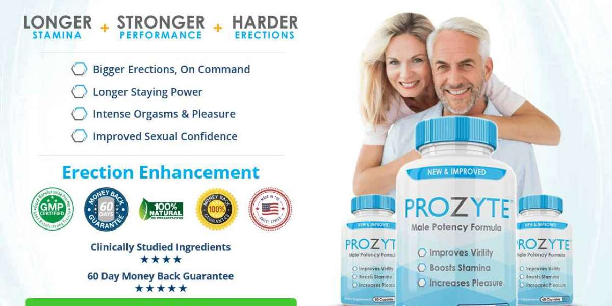 What is Prozyte Male Enhancement?