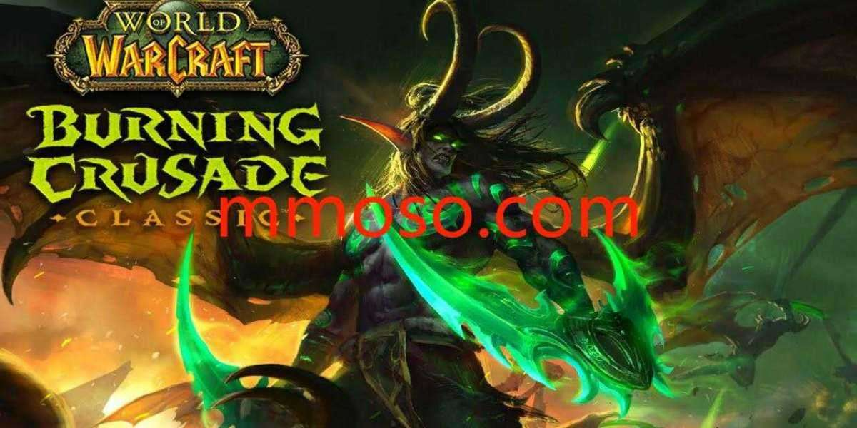 Outland WOW TBC Classic is very popular among players