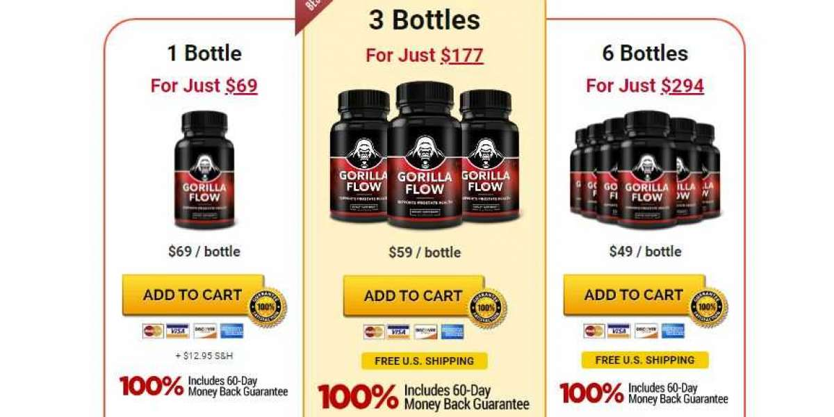 Gorilla Flow Price and Where can you Purchase This Supplement?