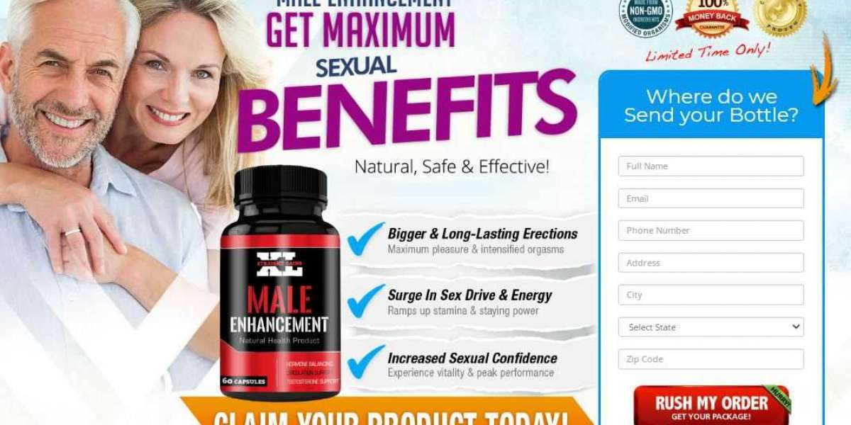 Straight Gains XL Review: SIMPLE SOLUTION FOR A LARGER PENIS