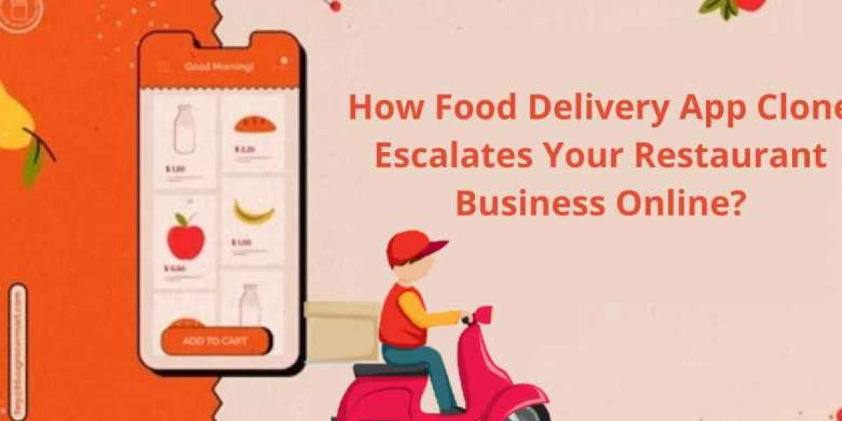 SpotnRides - How Food Delivery App Clone Escalates Your Restaurant Business Online