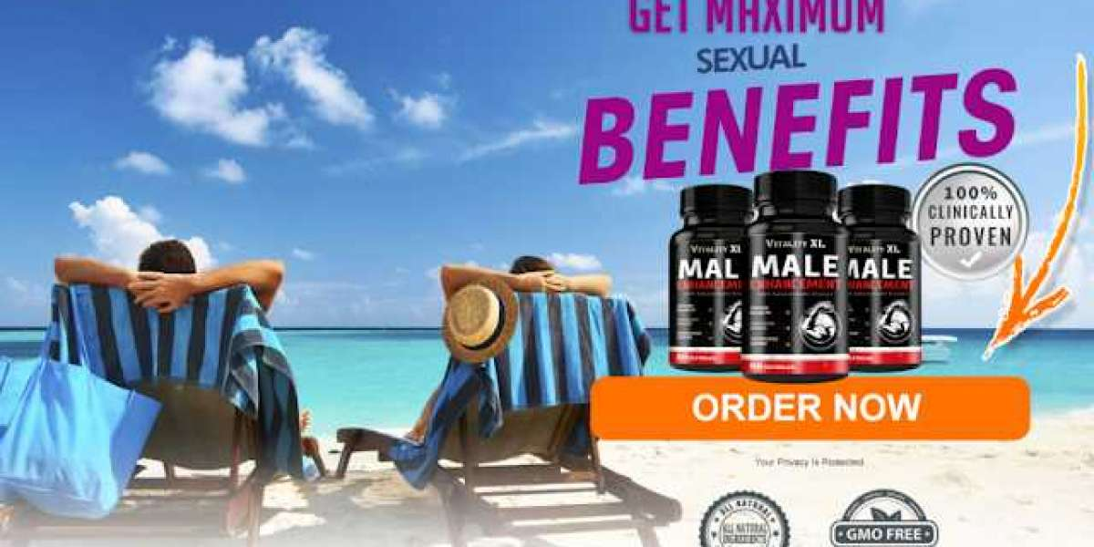 Vitality XL Pills Price & How To Get Vitality XL In USA?
