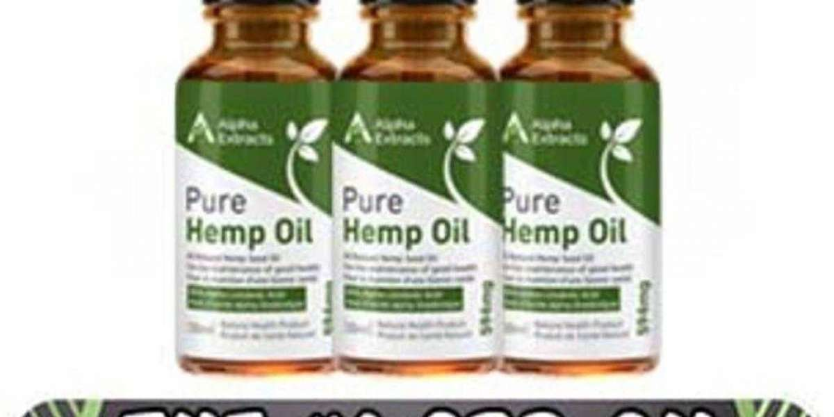 Alpha Extracts Pure Hemp Oil Shocking Report and Actual Cost!