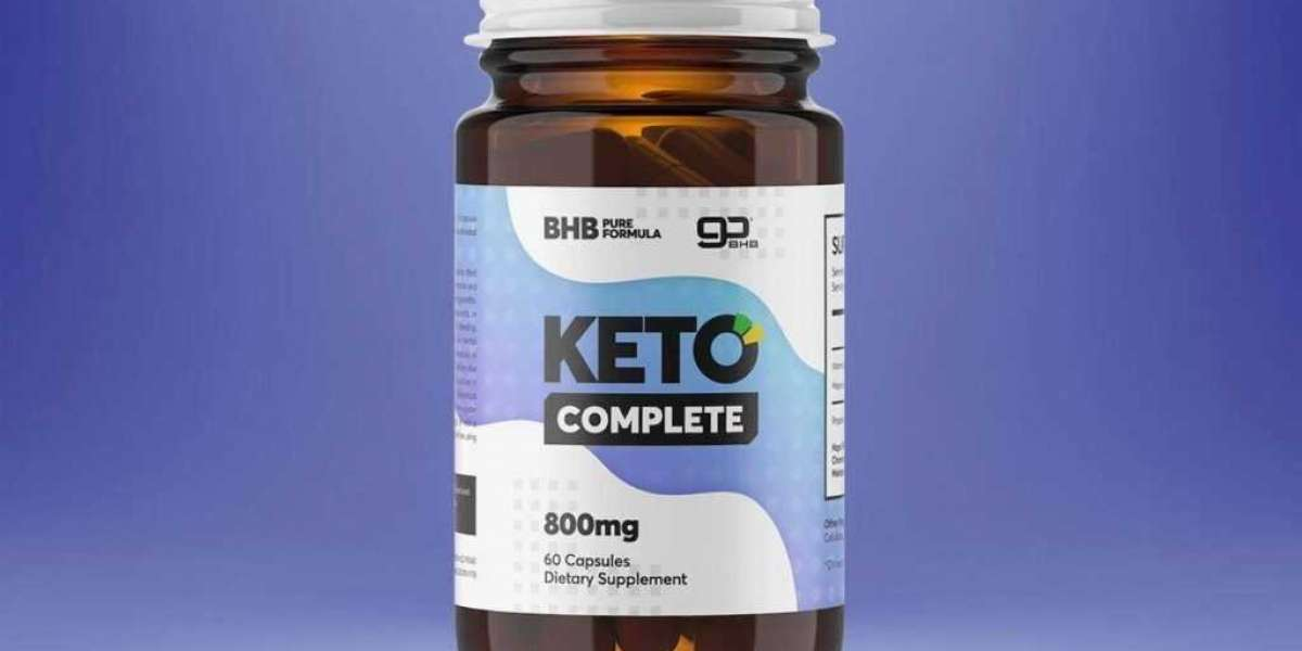 Keto Complete - Weight Loss Pills To Trigger Ketosis Naturally