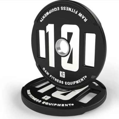 Buy 10Kg Weight Plates Online at Best Prices | RAW Fitness Equipment Profile Picture