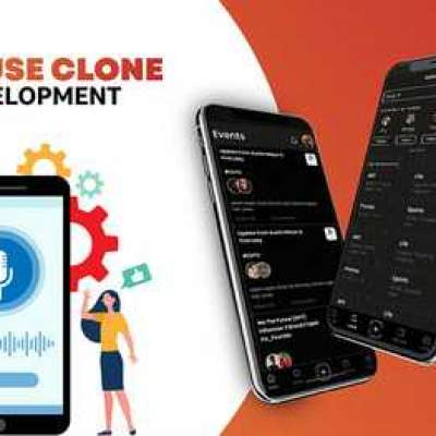The Clubhouse Clone App Profile Picture